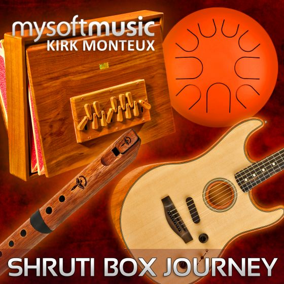Shruti Box Journey