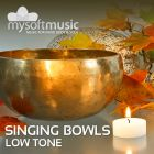 Singing Bowls Low Tone 20 Minutes