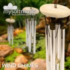 Relaxing Wind Chime Sounds